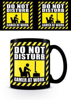 Gamer at Work Mug