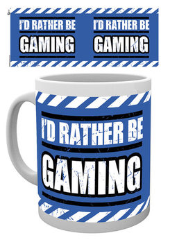 Gaming - Rather Be Mug