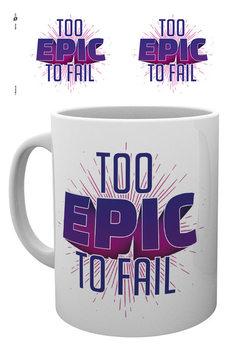 Gaming - Too Epic To Fail Mug