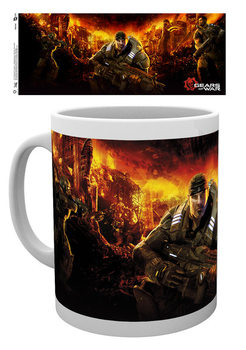Gears Of War 4 - Keyart 4 Mug