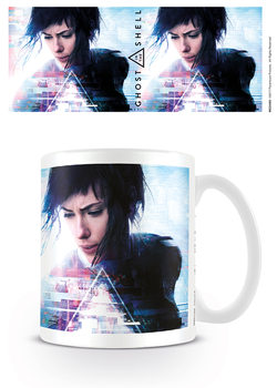 Ghost In The Shell - One Sheet Mug