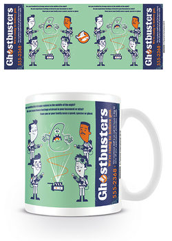 Ghostbusters - Call Now Mug