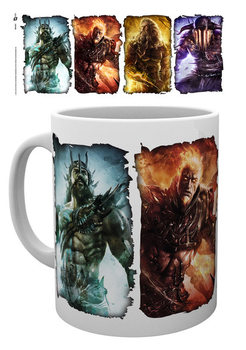 God of War - Gods Mug