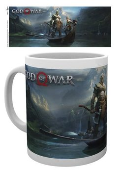 God Of War - Key Art Mug