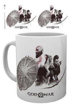 God Of War - Kratos and Atreus Mug