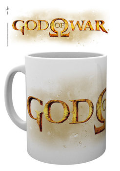 God of War - Logo Mug