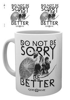 God Of War - Sorry Mug