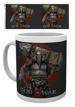 God Of War - Troll Mug