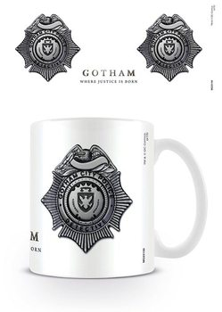 Gotham - GCPD Badge Mug