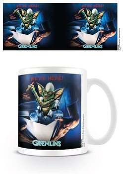 Gremlins - We're Here Mug