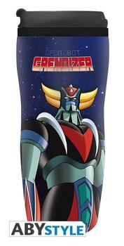Travel mug Grendizer - Grendizer & Duke Fleed