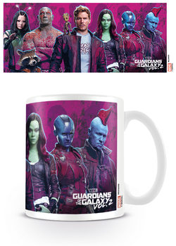 Guardians Of The Galaxy Vol. 2 - Characters Vol. 2 Mug