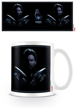 Guardians Of The Galaxy Vol. 2 - Dark Star Lord Mug