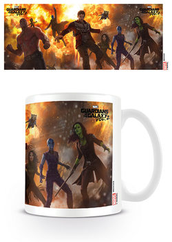 Guardians Of The Galaxy Vol. 2 - Explosive Mug