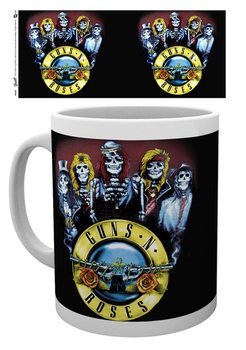 Guns N Roses - Skeleton Mug