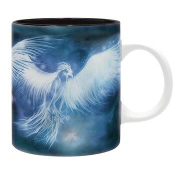 Cup Harry Potter - Dumbledore Expecto patronum