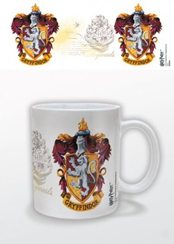 Harry Potter - Gryffindor Crest Mug