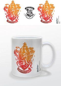 Harry Potter - Gryffindor Stencil Crest Mug