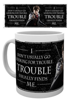 Harry Potter - Harry Quote Mug
