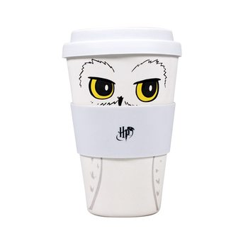 Eco mug Harry Potter - Hedwig