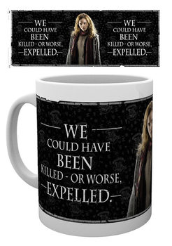 Harry Potter - Hermione Quote Mug