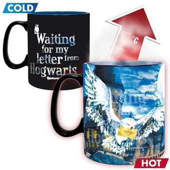 Cup Harry Potter - Letter