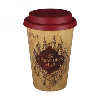 Eco mug Harry Potter - Marauders Map