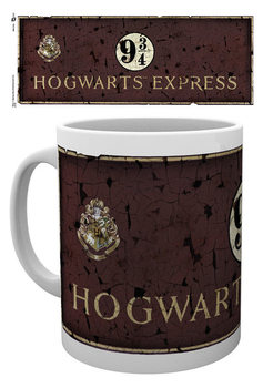 Harry Potter - Platform 9 3/4 Mug