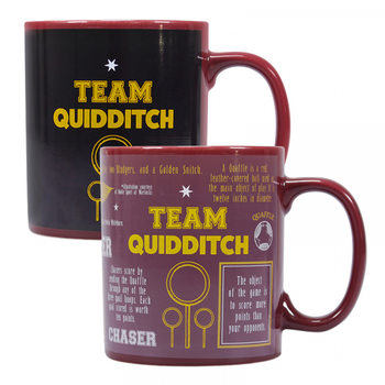 Harry Potter - Quidditch Mug