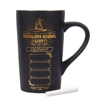 Harry Potter - School List Mug