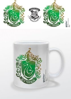 Harry Potter - Slytherin Stencil Crest Mug