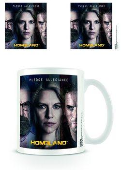 Homeland - Pledge Allegiance Mug