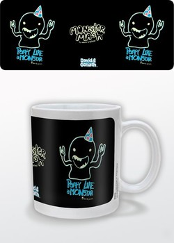 Humor - Party Like a Monstar, David & Goliath Mug