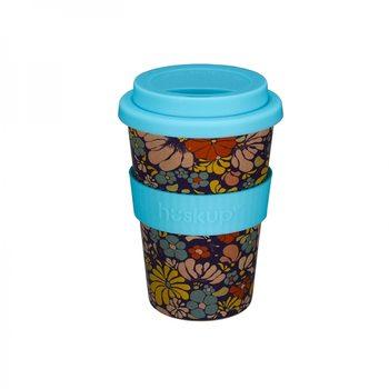 Eco mug Huskup - Flowes Medley