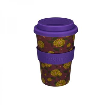 Huskup - Purple Sunflower Mug