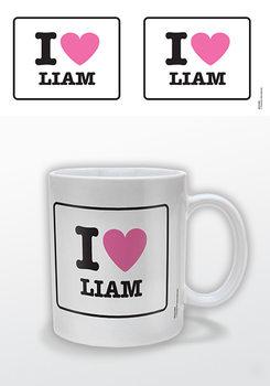 I love Liam Mug