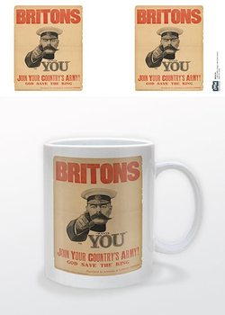 IWM - God Save the King Mug