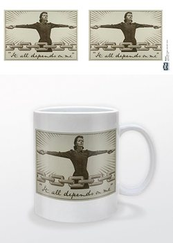 IWM - It All Depends on Me Mug