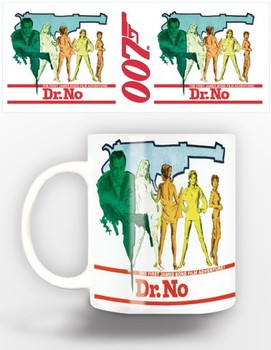 James Bond - dr.no Mug