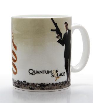 James Bond - quantum of solace Mug