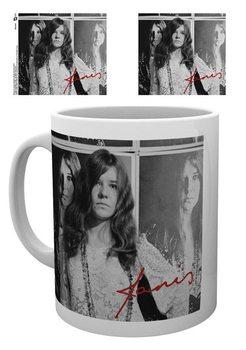Janis Joplin - Wolman BW Mug