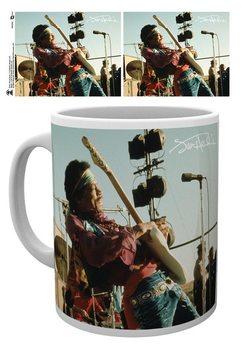 Jimi Hendrix - Live Mug