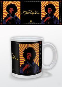 Jimi Hendrix - Psychedelic Mug