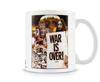Cup John Lennon - War is Over