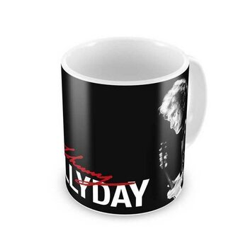 Cup Johnny Hallyday