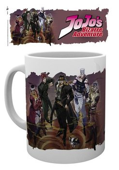 Jojo's Bizarre Adventure - Group Mug