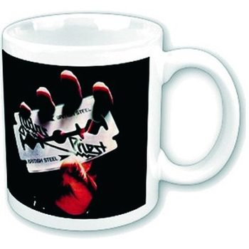 Judas Priest –  British Steel Mug