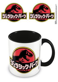 Jurassic Park - Japanese Text Mug