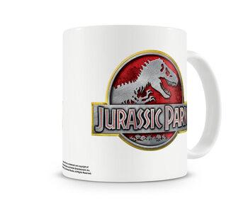 Cup Jurrasic Park - Metallic Logo