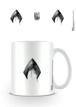Cup Justice League - Aquaman Logo Drip